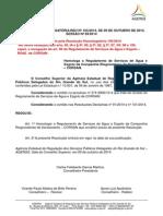 CORSAN_CANOAS_Regulamento de Água e Esgoto