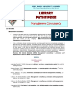 CBA Management Consultancy Updated