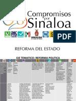 Compromisos Por Sinaloa