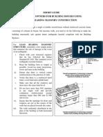 Masonary Guide