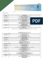 Página Pública de Eventos da (UFPB)