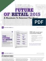 Future of Retail 2015