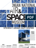 National Air and Space Museum Steven F Udvar-Hazy Center