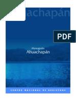 Monografia de AHUACHAPAN