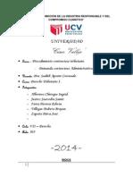 Procedimiento Contencioso Administrativo - Word