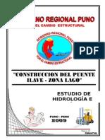 Estuhidrologia ramisdio de Hidrologia e Hidraulica