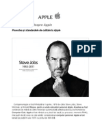 Dosar de presa Apple