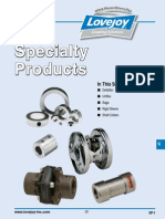 Special Couplings