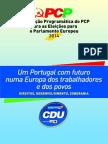 Declaracao Programatica Pcp Eleicoes Parlamento Europeu 2014
