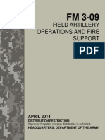 FM 3-09 Field Artillery Operations and Fire Support