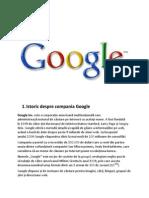 Dosar de presa-Google