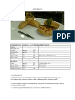 Clase Empanadas