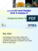 unit 3 6 categorize game theory