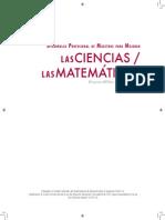 Desarrollo Profesional de Maestros Para Mejroar Las Ciencias y Matematicas