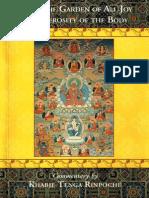 Tenga Rinpoche - ChoCho