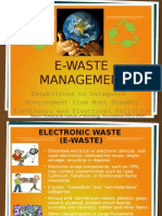 E-WasteManagement.odp