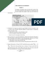tutorial of 2nd year civil hydraulic