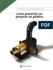 Presentar Proyectos En Publico