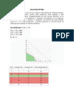 Ejercicios Modelos Varias Soluciones