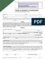 CHIETI Modulo ALBO REV. Idoneit Finanziaria Certificata Dal Revisore CHIETI AGGIORNATO 04-09-2013[1]
