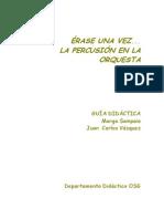 Guia Percusion Orquesta