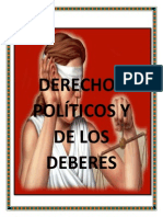Deberes Politicos