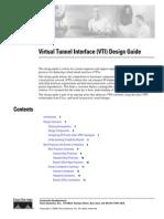 60422317 IPSec VTI Design Guide