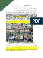 Clase sobre segregación urbana