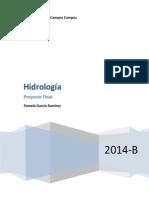 Apuntes de Hidrologia