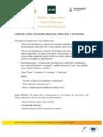 Desarrollo de Contenidos Módulo 1 | MOOC Comunicación y Aprendizaje Móvil