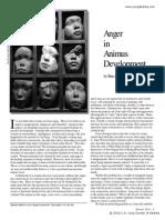 Anger in Animus Development