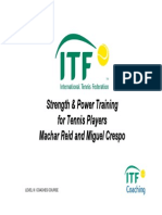 Strength & Power Tennis