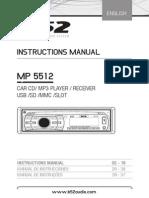 manuel mp 5512MP