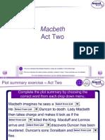 macbeth - act 2 powerpoint