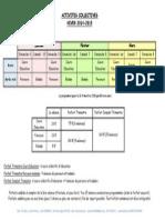 programme collectif hiver 2014-2015  tarifs