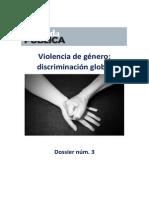 Dossier - Violencia de género