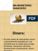 Sistema Monetario Financiero