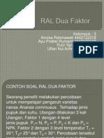 RAL Dua Faktor
