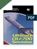 Ultimate CRJ-700 User Guide