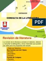 Revision de La Literatura 18-09-14