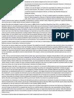 Ordenes de La Corte Federal de Estados Unidos Para Bloquear Los Dos Máximos Dirigentes de Los Activos de La Empresa