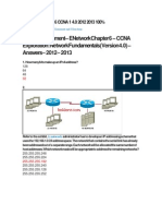 ENetwork Chapter 6 - Cisco IT