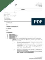 Carreiras Jurídicas Damasio Administrativo Administrativo CSpitzcovsky 9-13-09-2013 Macellaro
