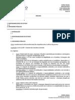 Carreiras Jurídicas Damasio Administrativo Administrativo CSpitzcovsky 19-18-10-2013 Macellaro
