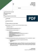 Carreiras Jurídicas Damasio Administrativo Administrativo CSpitzcovsky 26-08-11-2013 Macellaro