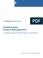 Clarizen Collaborative Project Management White Paper