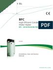 Instruction Manual BFC UK