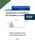 Probabilidad y Estadística Aplicaciones a La Ingenieria