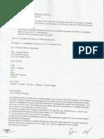 Comune di Napoli - Delegazione Trattante - Verbale della Delegazione trattante con oggetto