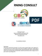 GBC Crosstabs